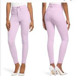 Good American highrise stretchy jean